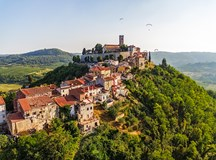 Parenzana in Istria - perfect for day trip on bike!
