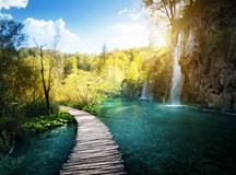 The fairy tale of Plitvice National Park