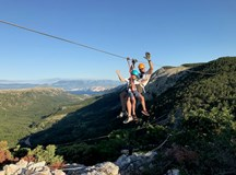 Zipline – Exhilarating Experience of Croatia