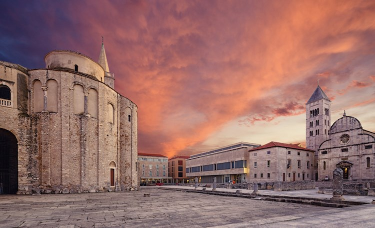 Dalmatia - The amazing treasure house of architecture