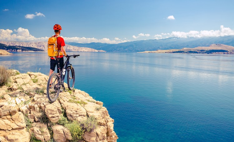 Cycling routes in Dalmatia - Zadar region