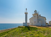 Istrian lighthouses and their stories