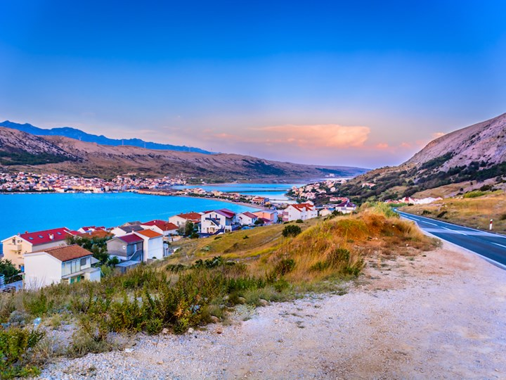 Explore Pag - an island of lace, salt and cheese!