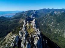 Velebit hiking - where the coast meets the mainland