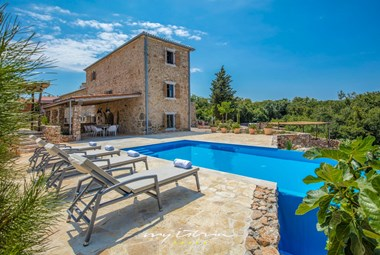 Villa Aria Krk with private pool