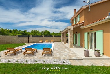 Villa Matea has a total of 3 bedrooms