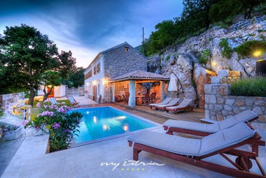 Beautiful Villa Mare Monti in Kvarner