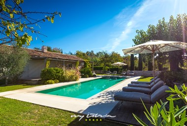 Amazing villa with private pool in Istria