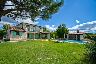 Amazing villa with private pool in Central Istria