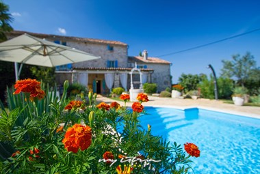 Enjoy your holidays in our villa with pool in Istria