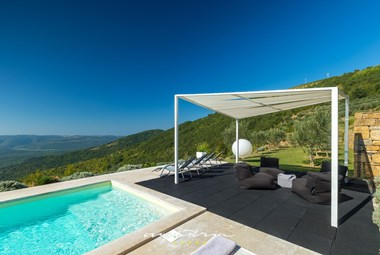 Villa Bencani is perfect for those, that like to spend time outdoors