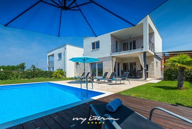 Gorgeous villa with private pool in Istria
