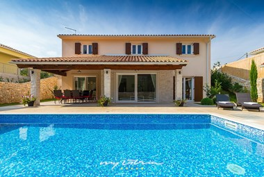 Charming istrian villa with private pool
