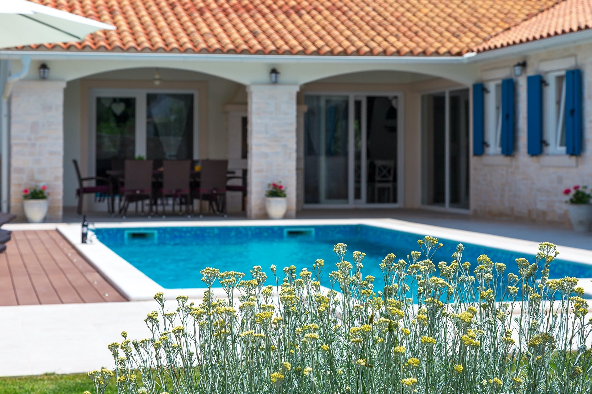 ... Enjoy The Sun On Your Private Pool In Villa Nada ...