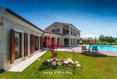 Villa Dubravka in peaceful and relaxing istrian countryside
