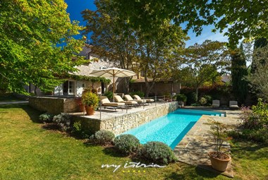 Beautiful Villa Castagno with private pool.
