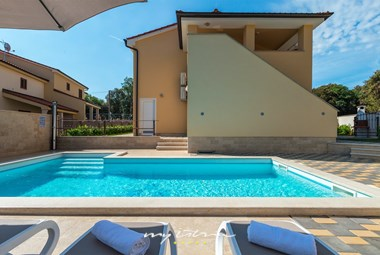 Villa with private pool in Pula