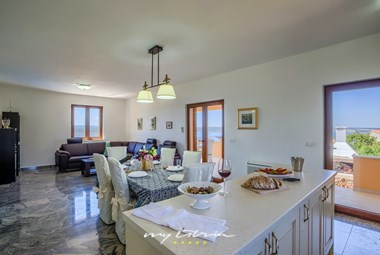 Villa Velebit can accommodate up to 10 persons