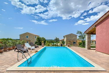Villa with private pool near Umag