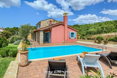 Villa with private pool in Umag