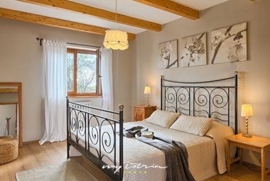 Lovely furnished and decorated Bedroom in Villa Casa Martini
