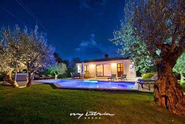 Beautiful villa near Porec