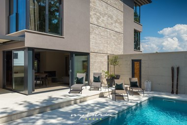 Luxury villa Oliva 1 with private pool near the sea in Umag