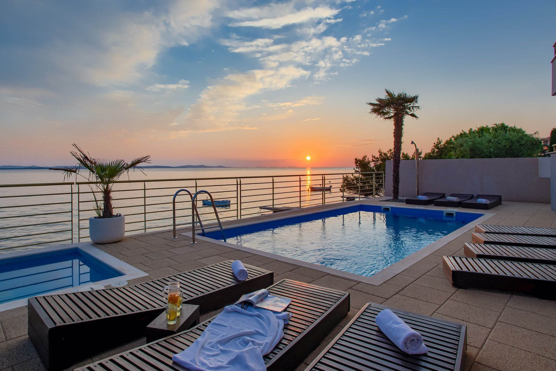 Luxury villas with pool for rent in Croatia for a perfect vacation
