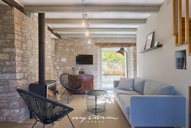 Cosy living room on the ground floor