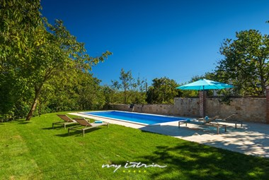 Lovely villa Casa Mira with private pool in Istria