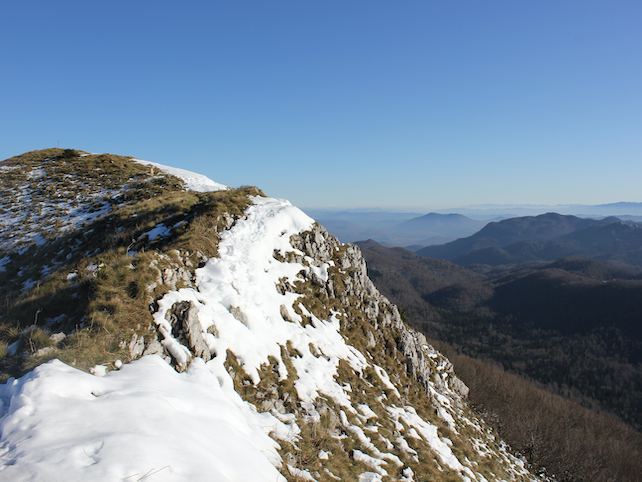 bjelolasica-mountain-in-gorski-kotar-covered-with-snow-on-a-sunny-winter-day