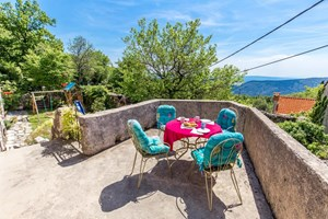 Villa Belga Breathtaking view of the sea is just one of the perks of this idyllic villa