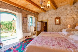 Villa Belga Cosy bedroom for 2 with direkt access to the garden