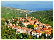 Villas in Labin - Rabac
