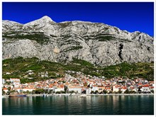 Villas in Makarska